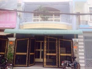 Nhà Mặt Tiền Đường Đht17 , Nguyễn Văn Quá Quận 12