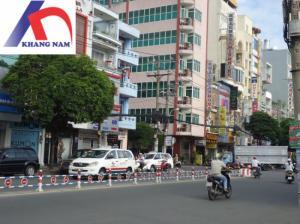 Cho thuê tòa nhà MT Lê Hồng Phong, Q.10, (DTKV: 1.000m2, TDT: 2.8000m2, hầm, trệt, 6 lầu). Giá: T/L