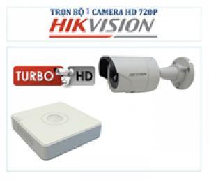 CAMERA giám sát Bộ 01 Camera HIK 1M HD