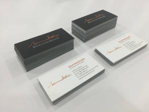 Đặt in card visit giấy mỹ thuật chuyên nghiệp cho doanh nghiệp tại TPHCM