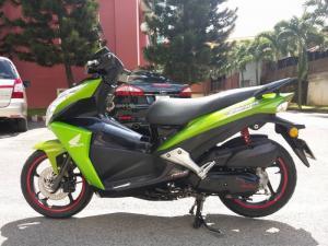 Honda Taranis 110 Fi Phun Xăng Điện Tử Phiên Bản Đặc Biệt Z1000 Tuyệt Đẹp