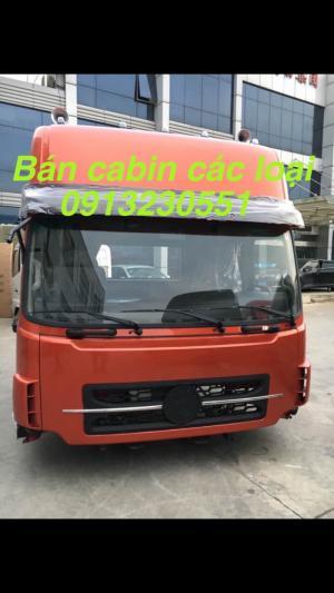 Bán đầu cabin xe dongfeng, howo 260-420 hp