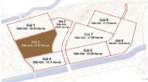 Cần bán lô đất Khu Đô Thị Mỹ Gia Gói 2. Nha Trang Khánh Hòa,
