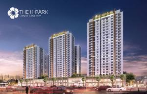 Mở bán dự án The K-Part Văn Phú quận Hà Đông giá chỉ 18tr/m2.