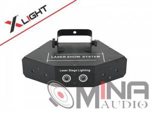 Đèn laser karaoke XLight XL-VS08V chuyên...