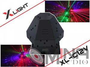 Đèn laser trung tâm karaoke XLight XL-C12V...