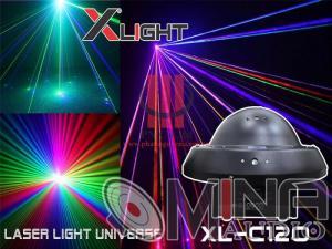 Đèn laser trung tâm XLight XL-C12O cao cấp,...