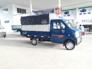Xe tải Dongben 870 kg thùng mui bạt giá khuyến mãi