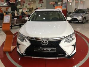 Toyota Camry 2017 - Ưu đãi hấp dẫn trong...