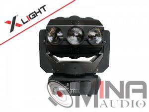 Đèn Moving Beam 9 Led XLight XL-MB9L cao cấp...