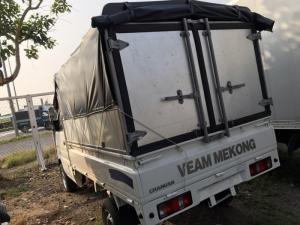 Xe tải veam star 820 kg 2017 thùng mui bạt