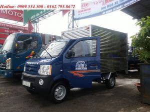 Bán xe tải nhỏ 800kg Dongben, trả góp 95%, giá siêu rẻ