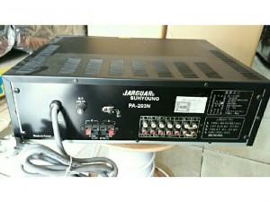 Ampli karaoke JARGUAR PA-203N