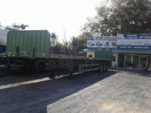 Nhà phân phối sàn rút chuyên chở vật liệu,thép ống thép thanh giá rẻ HCM