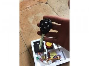 Chống trộm xe máy dạng chìa toyota