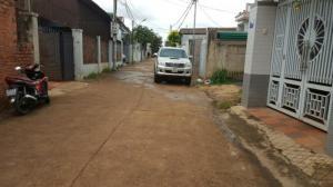Cần bán lô đất hẻm 138 y nghông Cách mặt đường y nghông 70m, hẻm bê tông 5m