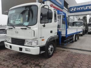 HD210 gắn cẩu TADANO 5T