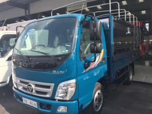 Bán xe tải 2.4 tấn Thaco Ollin345 thùng mui bạt, thùng kín