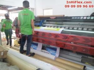 Với máy in tại xưởng - In Kỹ Thuật Số trực tiếp vận hành in ấn, do đó, bạn hoàn toàn có thể nhận được thành phẩm in trong ngày hoặc chỉ sau 1 tiếng đến đặt in tại Địa chỉ: 365 Lê Quang Định, phường 5, quận Bình Thạnh, TP.HCM