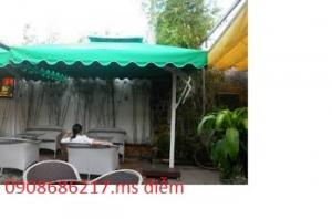 Chuyên sản xuất bàn ghế cafe ô dù giá rẻ