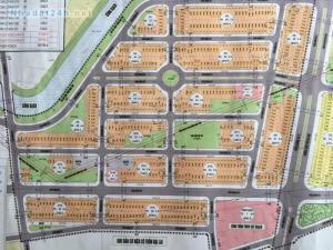 Cần tiền bán gấp lô đất thuộc khu tái định cư Phú Xuân