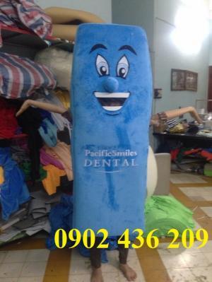 Xưởng may mascot người mặc tại tphcm