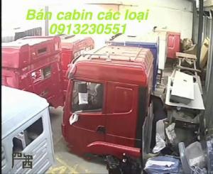 Bán cabin xe dongfeng, howo, camc, c&c, foton auman