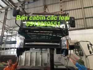 Bán cabin xe Cửu Long tmt, Hoa Mai