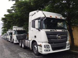Xe tải đầu kéo cao cấp Auman FOTON GTL  động cơ Cummins ISG