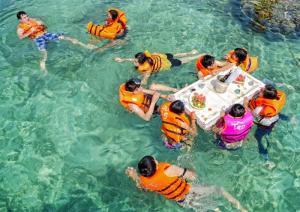 Tận hưởng mùa hè ở đảo Bình Ba - Phan Thiết 3N3Đ