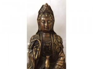 Tượng Phật bà quan âm cầm bình lá liễu ..