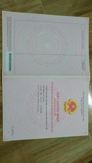 Cần tiền bán gấp lô đất khu công nghiệp đồng xoài 1, Ấp 2, Xã Tân Thành, Đồng xoài, Bình Phước.