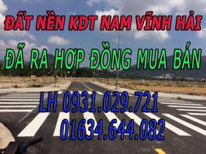 Bán đất nền dự án Nam Vĩnh Hải, Nha Trang, gọi ngay để được tư vấn