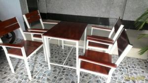 Bàn ghế gỗ..giá rẻ là đây