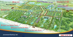 bản đồi quy hoạch dự án