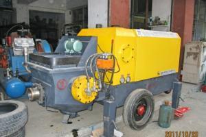 Máy bơm bê tông mini 15 - 30m3/h