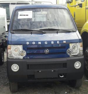 Xe tải dongben 2m4, tải trọng 770kg