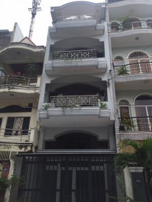 Cho thuê nhà 90m2 MT Giải Phóng, P4, Q.Tân...