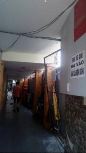 Phòng trọ sinh viên gần ĐH Công Nghiệp 588 Lê Quang Định P.1 Gò Vấp.
