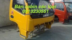 Cần bán cabin xe ben Cửu Long tmt 7 tấn - 2011