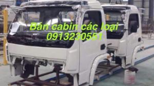Chuyên bán cabin xe cuu long tmt, trường Giang , Việt trung, hoa mai.