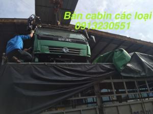 Bán cabin xe dongfong Việt trung 7 tấn 4x2