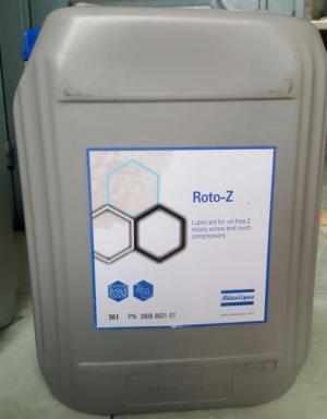 Bán Dầu Roto Z 2908850101 chuyên dùng cho máy nén khí trục vít bánh răng không dầu
