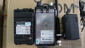 Bộ Đàm Icom Ic-V80/U80 Cao Cấp Sản Xuất Tại Nhật