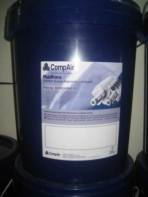 Dầu máy nén khí trục vít hiệu CompAir – SCWO 4000-20 giá tốt trên toàn quốc