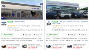 Bạn kinh doanh xe ô tô,muốn sở hữu một tài khoản Salon Ô tô, trên Mua Bán nhanh