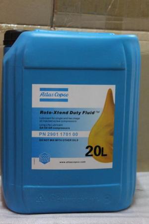 Mua Dầu nhớt  máy nén khí atlas copco chính hãng Roto xtend duty Fluid 2901170100 giá tốt