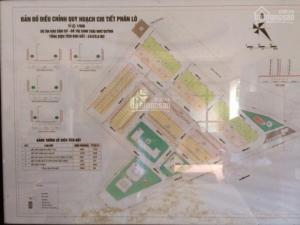 Bán đất biệt thự khu sinh thái đô thị  Như Quỳnh- Văn Lâm – Hưng Yên, DT 352m2, Gía 13/m2