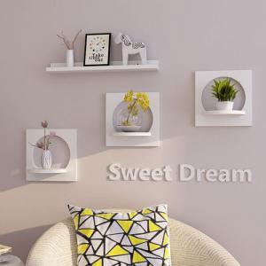 Bộ 3 Kệ Treo Tường Bán Nguyệt Sweet Dream...