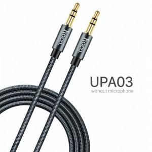 Cáp 2 đầu Jack 3.5mm AUX Hoco UPA03 kết nối các thiết bị âm thanh như loa, tai nghe - MSN181236